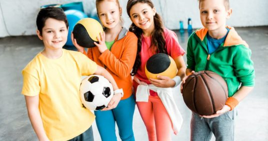 Choosing A Sport For Your Children?