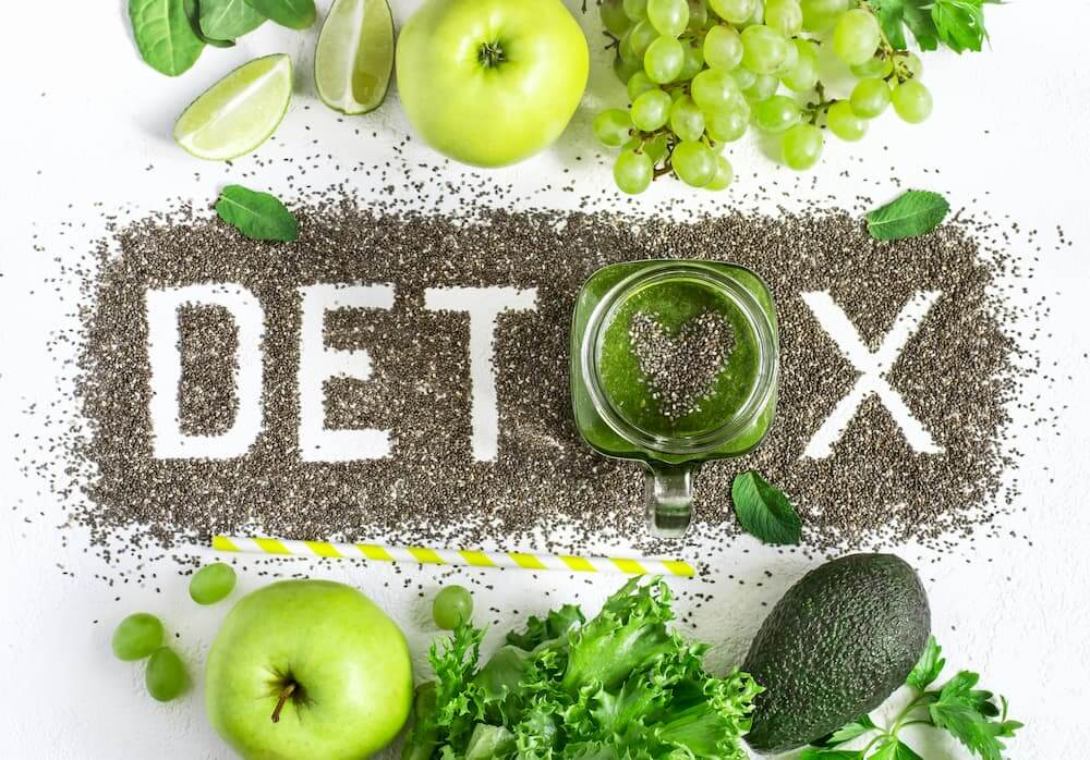 Top 10 Foods That Support Detoxification