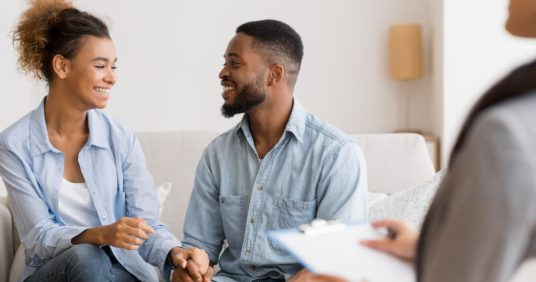 Pre-Marital Counseling With A Christian Approach