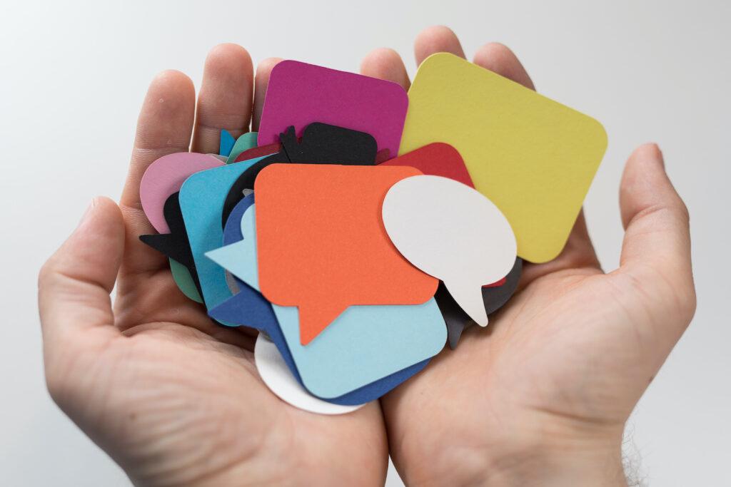 Rise Community: Communicating Your Needs